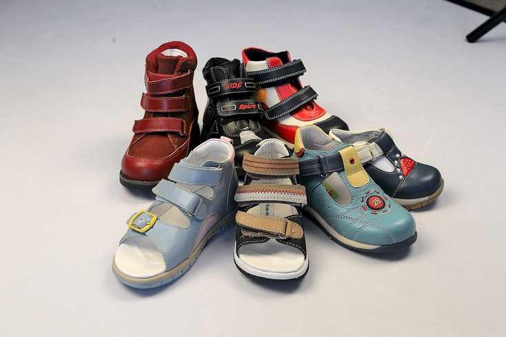 Обувь ортопедическая сложная