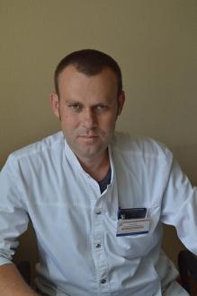 Сорокин Андрей Александрович-врач травматолог ортопед,, заведующий отделением