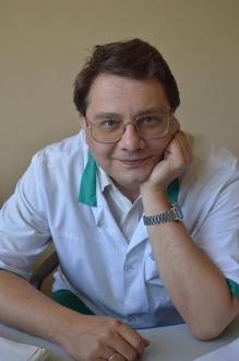 Филиппов Андрей Юрьевич- врач физиотерапевт