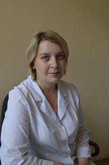 Наумова Наталья Сергеевна-врач физиотерапевт