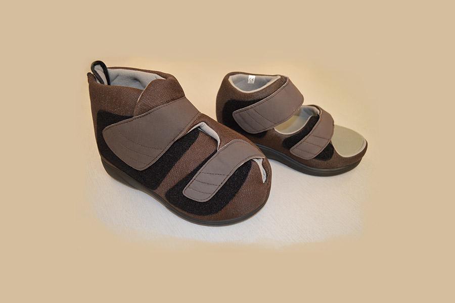 Обувь ортопедическая для больных сахарным диабетом